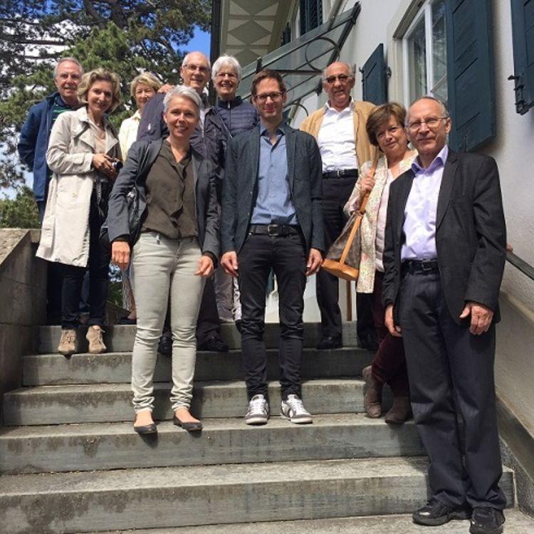 Maibummel 2017 - Besuch des Bally-Schuhmuseums in Schönenwerd